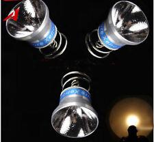 3pcs 6V Xenon Bulb 180 lumens Lamp Reflector for Surefire P60 P61 Flashlight