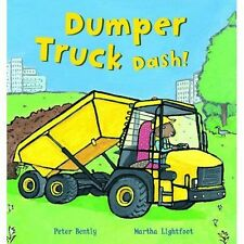 Dumper Truck Dash! by Peter Bently (Paperback, 2013)