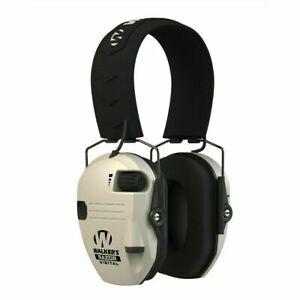 Walker Digital Razor Muff Hearing Ear Protection GWP-DRSEM Slim In Stock New