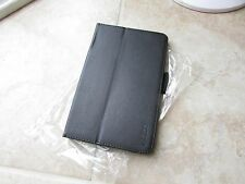 Elsse Asus MeMO Pad 8 M180A Tablet Stand Book Folio Cover Case BLACK LOT of 5