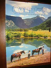 Aug/Sept 1994 Country Magazine