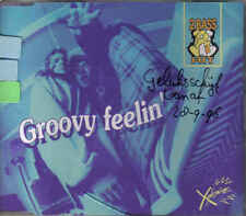 2Bass- Groovy Feeling cd maxi single