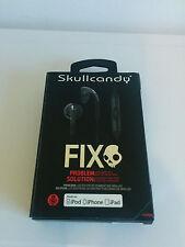 Skullcandy THE FIX Headphones - Black
