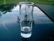"""TEQUILA  ESPOLON 100% AGAVE TALL SHOOTER  SHOT GLASS 4 1/8"""" NEW NEVER USED"""