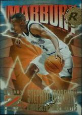 Rookie Single Basketball Trading Cards Stephon Marbury