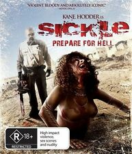 NEW Sickle ( Exit to Hell ) [ Blu-Ray, Reg.A/B/C Import - Australia ] (Blu-ray)
