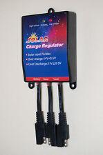 12V TPS Solarladeregler -100W Solarmodul Solarpanel Laderegler Charge Controller