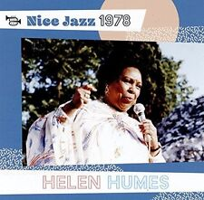 Helen Humes - Nice Jazz 1978 [New CD] Spain - Import