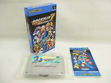ROCKMAN 7 Megaman Item ref/4056 Super Famicom Nintendo Japan Game sf
