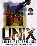 Unix Shell Programming by Edward N. Burns, Lowell Jay Arthur and Ted Burns.