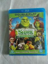 SHREK FOREVER AFTER BLU RAY DVD DOUBLE PLAY NEAR MINT CONDITION