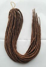 Elysee Star - #30 Reddish Brown Synthetic Dreadlocks (Double Ended) 100g