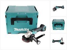 Makita DGA 504 ZJ 18 V 125 mm brushless Winkelschleifer im MAKPAC - ohne Zubehör