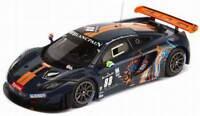 2012 McLaren MP4-12C GT3 #88 24h of Spa Von Ryan Racing 1:18 Scale Resin 131815R