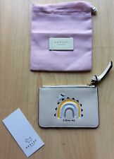 Radley Follow.Me Coin Purse - Credit card Holder  NEW WIth DUST BAG