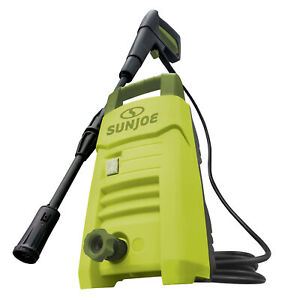 Sun Joe Electric Pressure Washer | Adjustable Spray Wand | 1600 PSI | 1.1 GPM