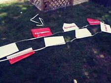 Homelite Chainsaw Banner #4 36 Feet Long