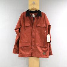 Burton Delta Jacket Mens Medium M Red Ochre NWT $129
