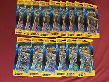 Lot of 15 Pokemon Card XY Evolutions Blister Booster Packs Greninja Weezing New