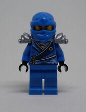 Lego Ninjago Figur - Jay - Rebooted with Silver Armor, Silberrüstung - Neu