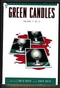 PARADOX PRESS _ GREEN CANDLES # 1-3 _ 1995 _ COMPLETE SET _
