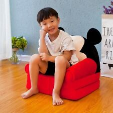 Lovely Children Sofa Folding Cute Cartoon Baby Seat Kindergarten Stool