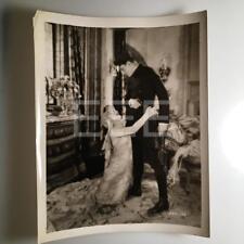 1925 Basil Rathbone Mae Murray The Masked Bride Vintage Movie Photo 302C
