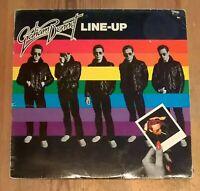 Graham Bonnet – Line Up Vinyl LP Album 33rpm 1981 Vertigo – 6302 151