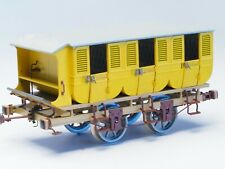 Märklin 1 Gauge 1:32 Adler Passenger car, operational doors, interior, 2nd Class