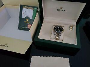 Rolex datejust avec box