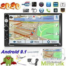 2 Din Android 9.1 Radio del coche Estéreo Mirror Link GPS Navi Bluetooth FM MP5