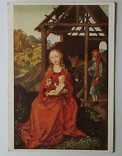 Schöne alte Ansichtskarte AK - Martin Schongauer Heilige Familie Nr. 913