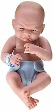 "La Newborn Boutique - Realistic 14"" Anatomically Correct Real Boy Baby Doll - by"