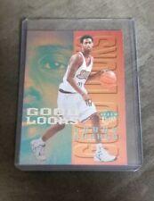 1999-00 Ultra Good Looks Philadelphia 76ers Basketball Card #4 Larry Hughes