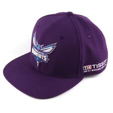 Tissot CAP HAT Purple CHARLOTTE HORNETS 2019