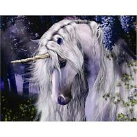 5D Diy Diamond Painting Unicorn Full Diamond Embroidery Cross Stitch Home Decor