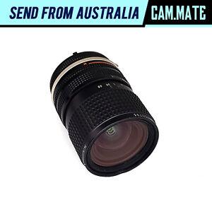 Nikon Zoom-Nikkor 28-85mm F/3.5-4.5 Lens | Made in Japan [Good Cond] N8098