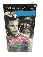 Rashomon (VHS)