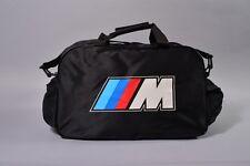 BMW M SCHWARZ REISETASCHE SPORT TASCHE fahne bag m3 m5 330 z4 z8 z3 x3 x5