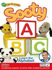 Sooty Learn the Alphabet [DVD]