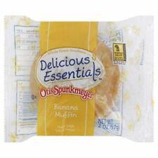 Otis Spunkmeyer Whole Grain Individually Wrapped Banana Muffin