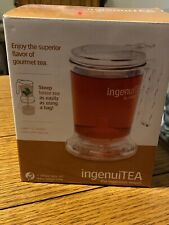 Ingenuitea By Adagio The Ingenious 16 Oz. Teapot BPA Free (NEW)