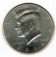 2013-P Brilliant Uncirculated Copper-Nickel Clad Copper Strike Half Dollar Coin!