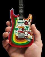 Mini Guitar Beatles Fab Four Collectible George Harrison Rocky Guitar