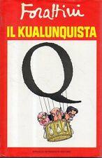 Mu32 Il kualunquista Forattini Mondadori I ed 1988