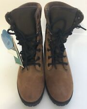 ROCKY Sport Boots Series 6 M Thinsulate Brown Leather Lace Up Waterproof