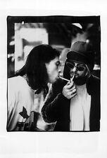 NIRVANA POSTER PAGE  NEW YORK 24 JULY 1993 KURT COBAIN e