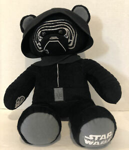 "Build-A-Bear Star Wars 17"" Kylo Ren The Force Awakens"