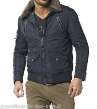 Nagano Herren Winterjacke Winter Jacke blau XL NEU