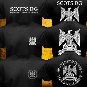 New Scotland Pride RSDG ROYAL SCOTS DRAGOON GUARDS Cavalry British Army T-shirt